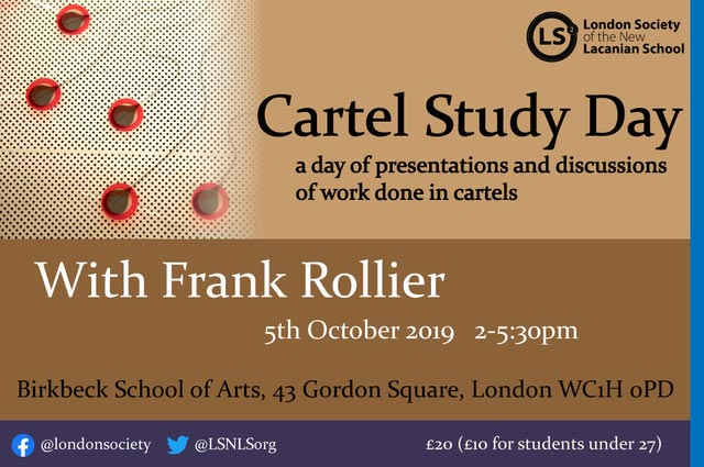 Cartel Study Day