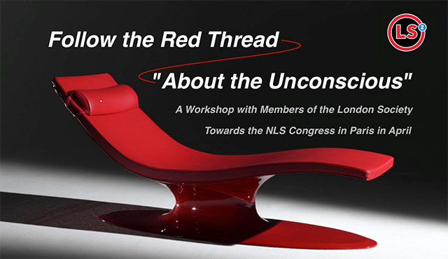 "Follow the Red Thread ""About the Unconscious"""