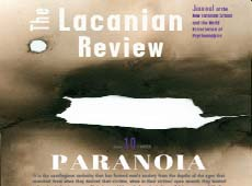 The Lacanian Review #10