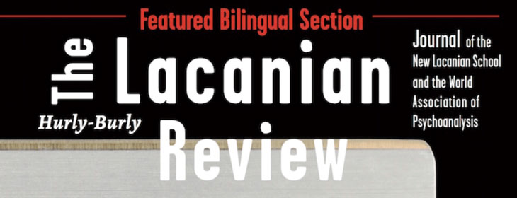 The Lacanian Review #6